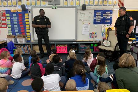 Crime Prevention & Outreach